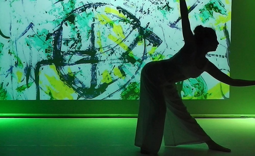 Colors – Dance and Space – Body and Movement
