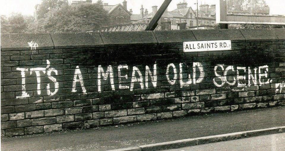 Some famous Bradford Graffiti