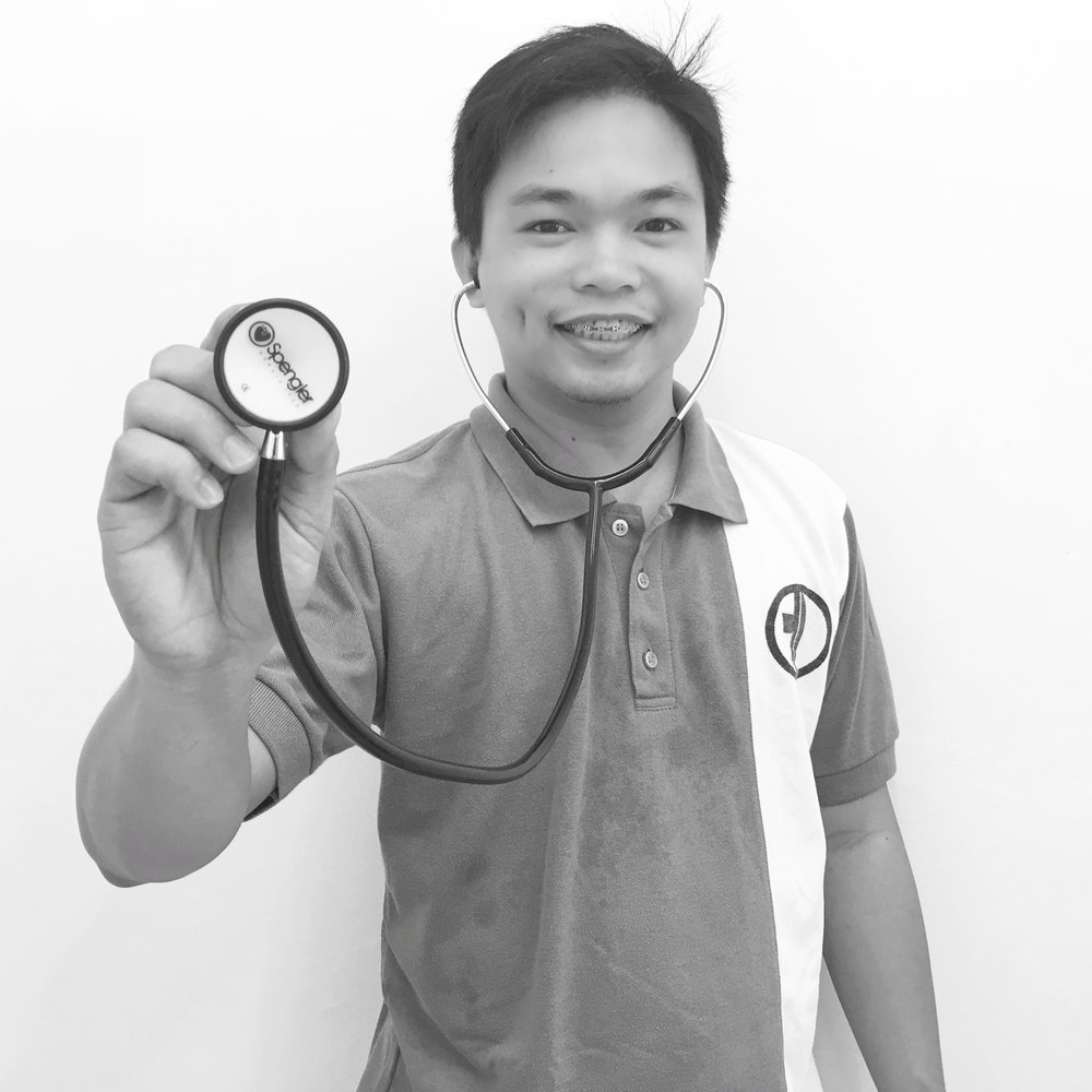 Dr. Edar Rospan R. Ajo Inabanga Department of Public Health / IDPH Dr. Edar is a young Doctor-To-The-Barrio (DTTB) volunteer who joined government service due to his interest in public welfare. A multi-awarded Cum Laude graduate in BS Biology (General Science), he advocates for accessible, affordable and quality health care for all patients. He is a loving husband and father and spends his spare time playing chess, billiards and computer games.