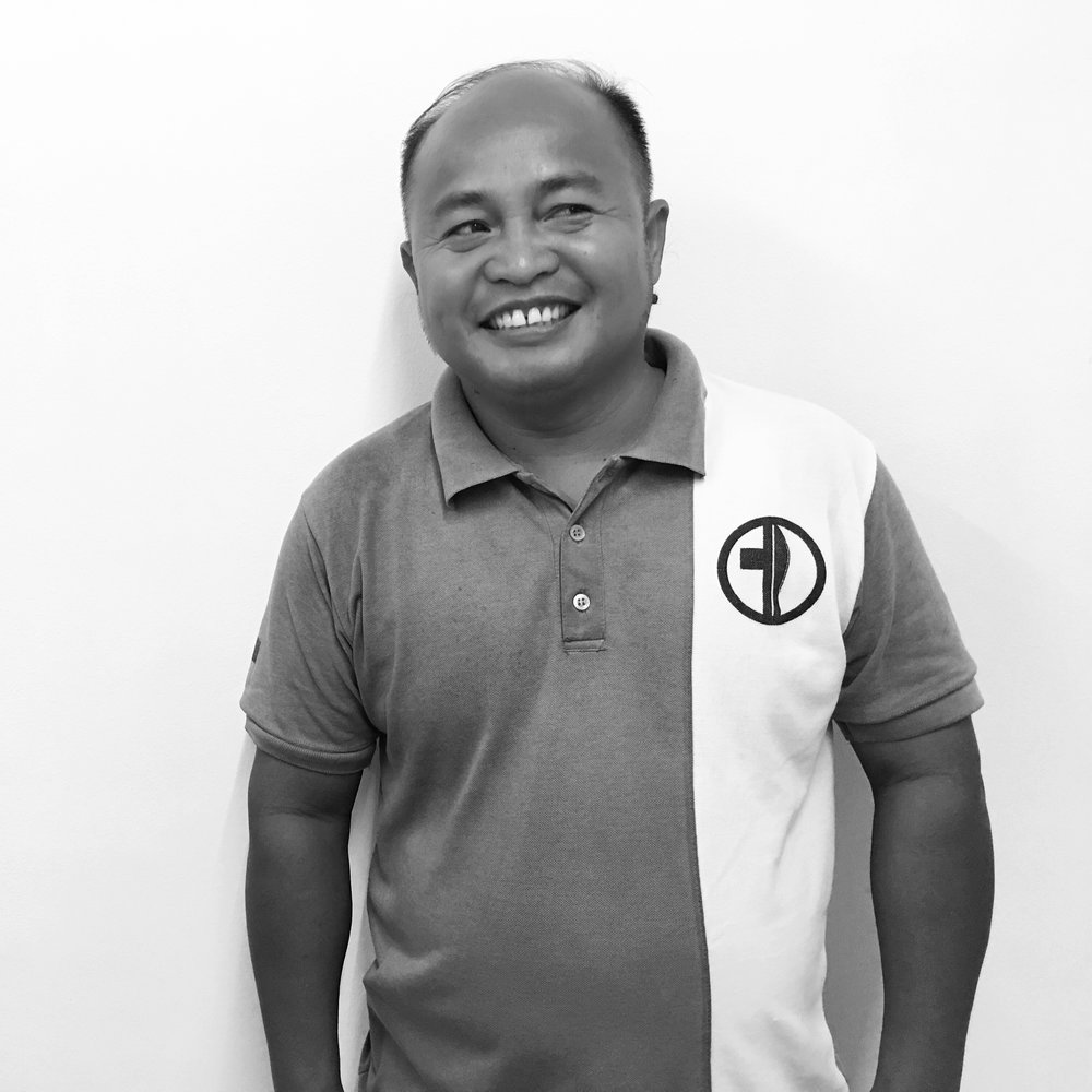 """Mr. Rodulfo """"Dulfo""""P. Socorin Inabanga Department of Disaster Risk Reduction and Management / IDDRRM Dulfo, an engineering genius, is the go-to-guy in disaster risk reduction and management program of the LGU. A consistent multi-awarded student in his school days, he brings his attitude into his work. He is a lawn tennis champion, a feared volleyball player who firmly stand by his long held belief - """"Teach me and i'll forget, show me and i'll remember, involve me and i'll understand.""""  Dulfo is the one responsible for setting the direction, development, implementation and coordination of disaster risk reduction and management programs of the LGU"""