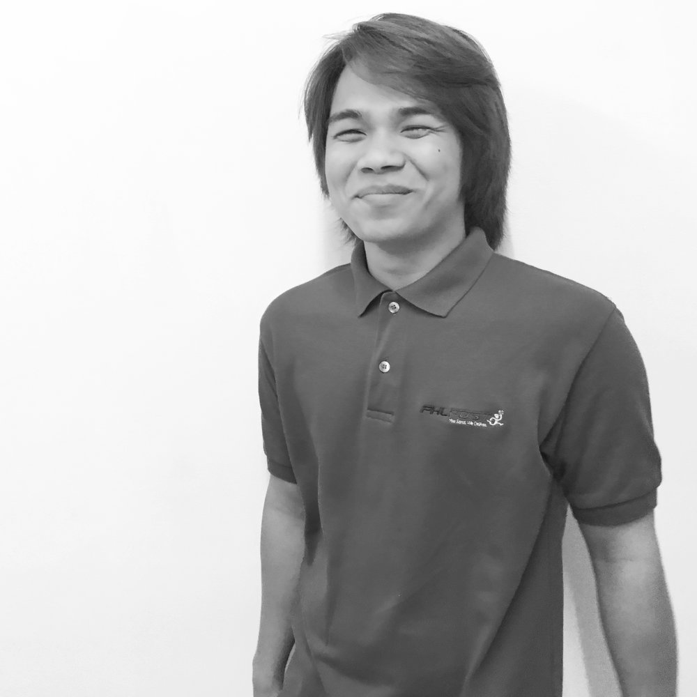 "Mr. Geonelle D. Inferido - Postmaster I                  Philippine Postal Corporation - Inabanga Geonelle, or Hua Ze Lei by many, is new in government service. Being a millennial, he is tech savvy and fond of e-sports, mobile games and basketball. He is against any form of illegal activities and practices the proverbs ""Live life to the fullest."" To plan, develop, promote and operate a nationwide postal system with a network that extends or makes available, at least ordinary mail services, to any settlement in the country and to provide for the collection, handling, transportation, delivery, forwarding and exchange of postal matters between nations are his responsibilities."