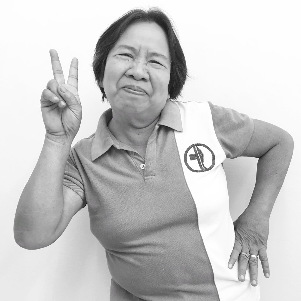 """Mrs. Columba """"Nanay Colum"""" M. Escamillan Inabanga Department of Treasury / IDT Nanay Colum as she is known to many is everybody's Nanay. Simple, approachable and always ready to lend a hand, she is an epitome of the true image of a mother - loving and compassionate. She is likewise very active in religious affairs and in various barangay organizations. Being the head of the treasury department, Nanay Colum takes charge of the municipal treasury, collection of revenues and disbursement of funds."""