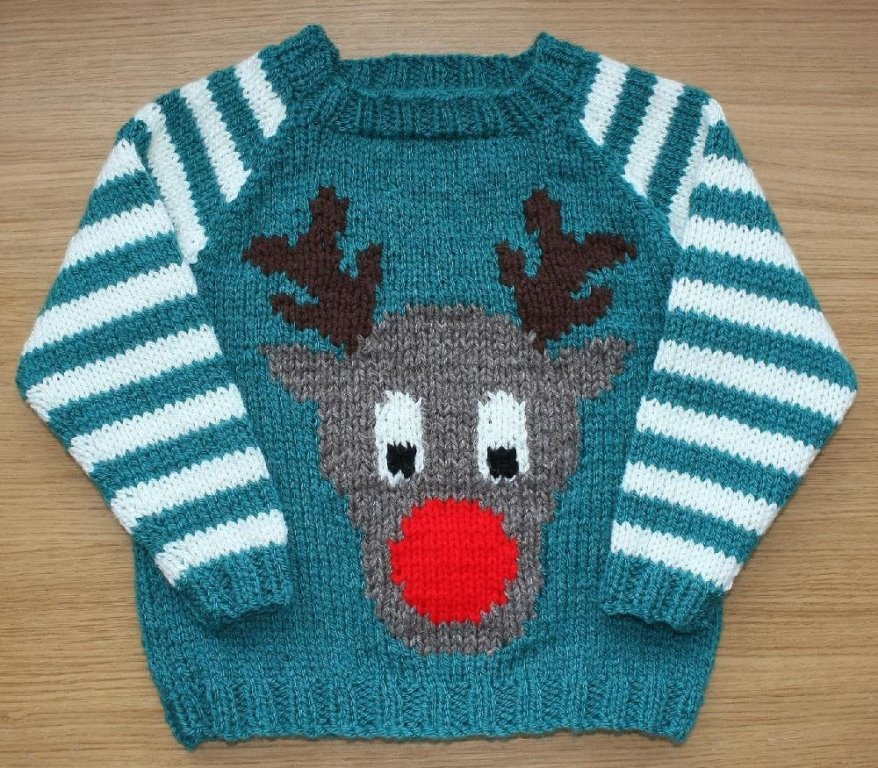 Rudi sweater  by   Vikki Bird