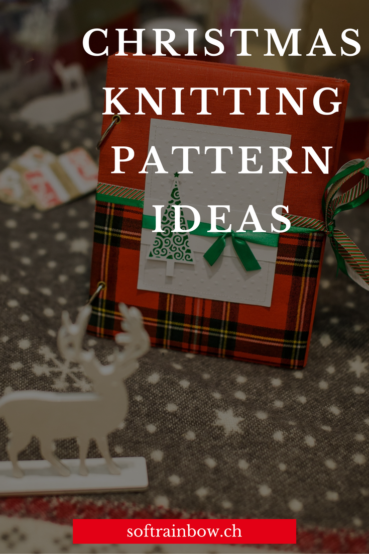 Christmas knitting pattern ideas