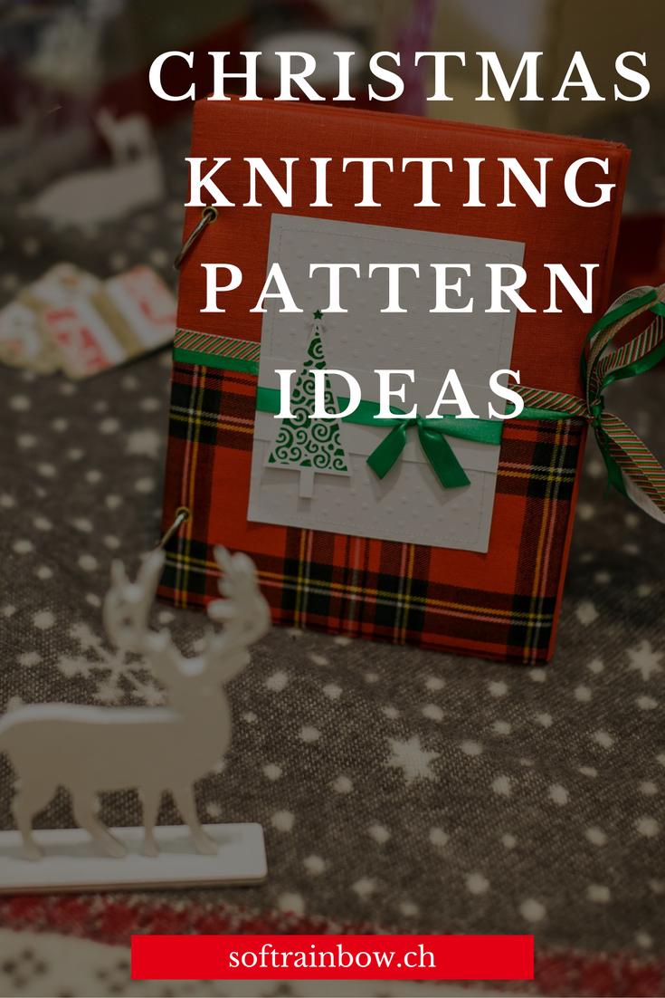 Christmas knitting pattern ideas