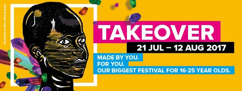 The Performance Lab are hosting this one-off event as part of the Rich Mix Takeover - a 3 week creative festival