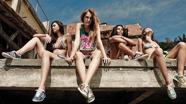 adidas urban brand strategy and concept, Bijan 2014.