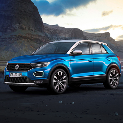Volkswagen digital activation concept for IAA. Bijan 2017.