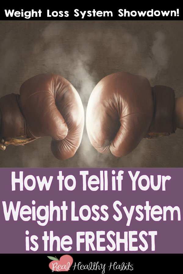 You Need the FRESHEST Systems to Finally Reach Your Goals. Check out the System Showdown between calorie counting and the Plate Method and see which is the FRESHEST. | How to Tell if Your Weight Loss System is the FRESHEST | www.realhealthyhabits.com