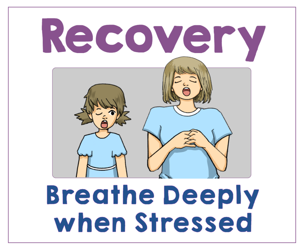 #6 Teach Them to Recover From Stress by Breathing Deeply. Health Family Habits the Pain-free way. | Get Your Kids Healthy with These Easy- Peasy Habits | Real Healthy Habits | www.realhealthyhabits.com