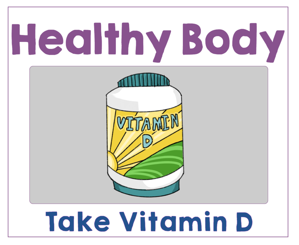 #10 Your Kids May Need Extra Vitamin D. Talk with Their Doctor First. | Get Your Kids Healthy with These Easy- Peasy Habits | Real Healthy Habits | www.realhealthyhabits.com