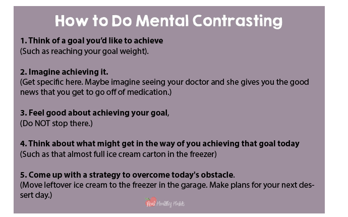 How to Do Mental Contrasting