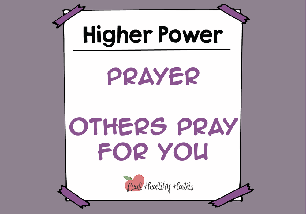 To always get a challenge response to stress, remind yourself that there's a higher power helping you out. | How to Make Stress Your Superpower: Always Get the Good Kind of Stress | www.realhealthyhabits.com