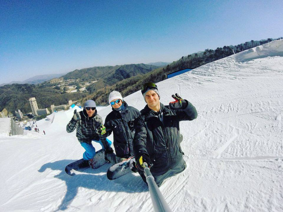 Ar Jansonu un Ināru Korejā.jpg