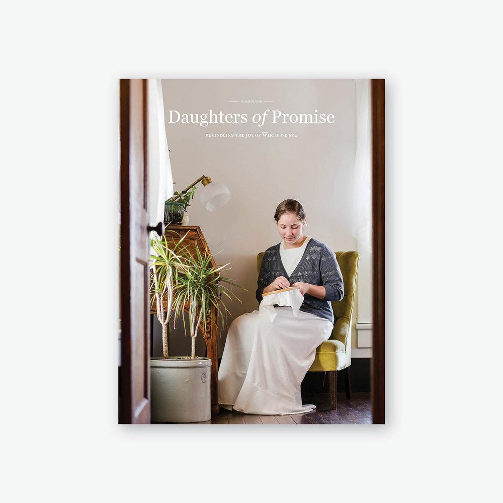 The Homespun Issue, Summer 2018