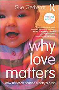 Why love Matters - Sue Gerhardt    This is a really accessible book, but it discusses some really important science about how loving interactions shape our babies' brains.   It's definitely worth a read, but if you feel as though you're struggling with being 'good enough', it might be worth waiting until you feel more confident as otherwise it might be anxiety provoking if you're not able to feel as though you're able to love your baby right now.