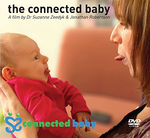 The Connected Baby - Suzanne Zeedyk If you haven't seen the Connected Baby, I highly recommend it. It beautifully illustrates how geared our babies our to connected with us, right from the word go.  If you are struggling with worrying about whether you are 'getting it right' as a mother, it can be really helpful to know that your baby will be trying to help you.