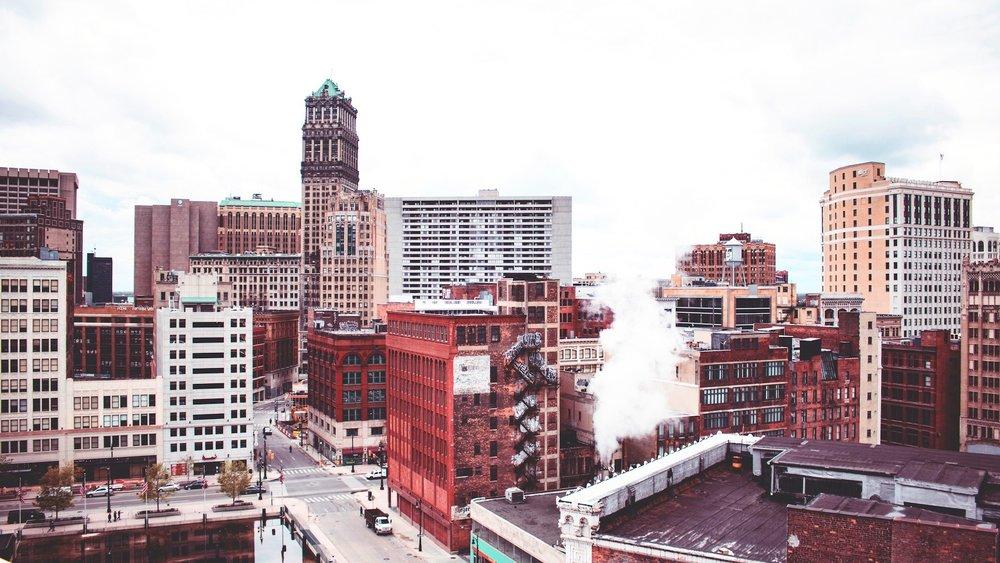 Art Muse Los Angeles Detroit Michigan Motor City Travel Excursion
