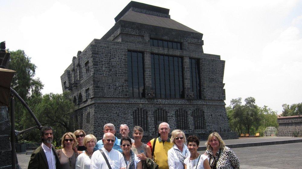Art Muse Los Angeles Mexico City Oaxaca Travel Excursion