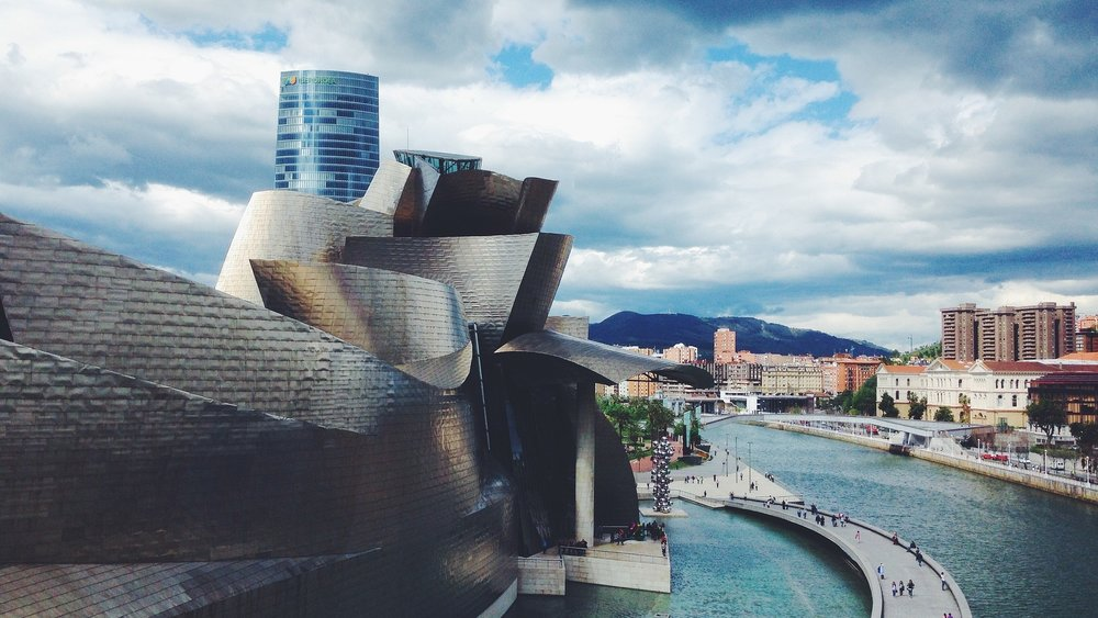 THE MODERN SPLENDORS OF SPAIN  Spend an art-filled week in Barcelona and Bilbao exploring the modern and contemporary cultural splendors in each city. We'll stay in centrally located four-star hotels and enjoy delicious, regional cuisine in celebrated restaurants.  Private gallery and artist studio visits will be featured together with guided tours at major museums and other important cultural venues.   Request more information  →