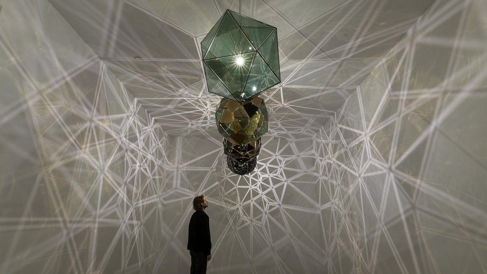 Olafur Eliasson Art Muse Los Angeles