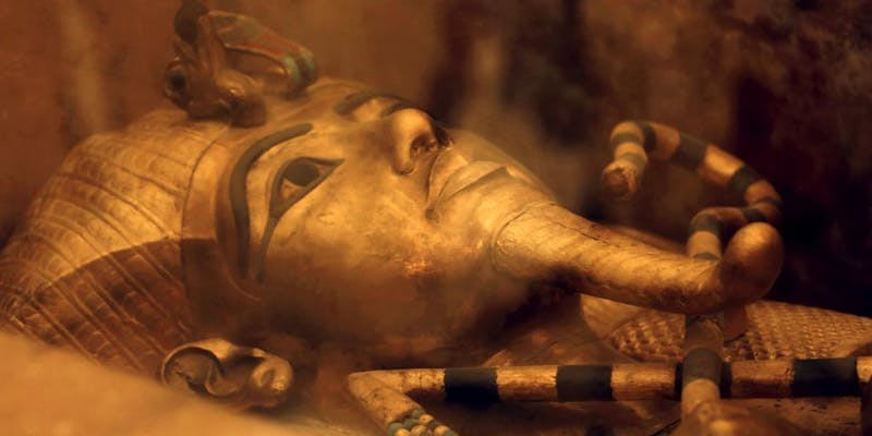 King Tut Art Muse Los Angeles