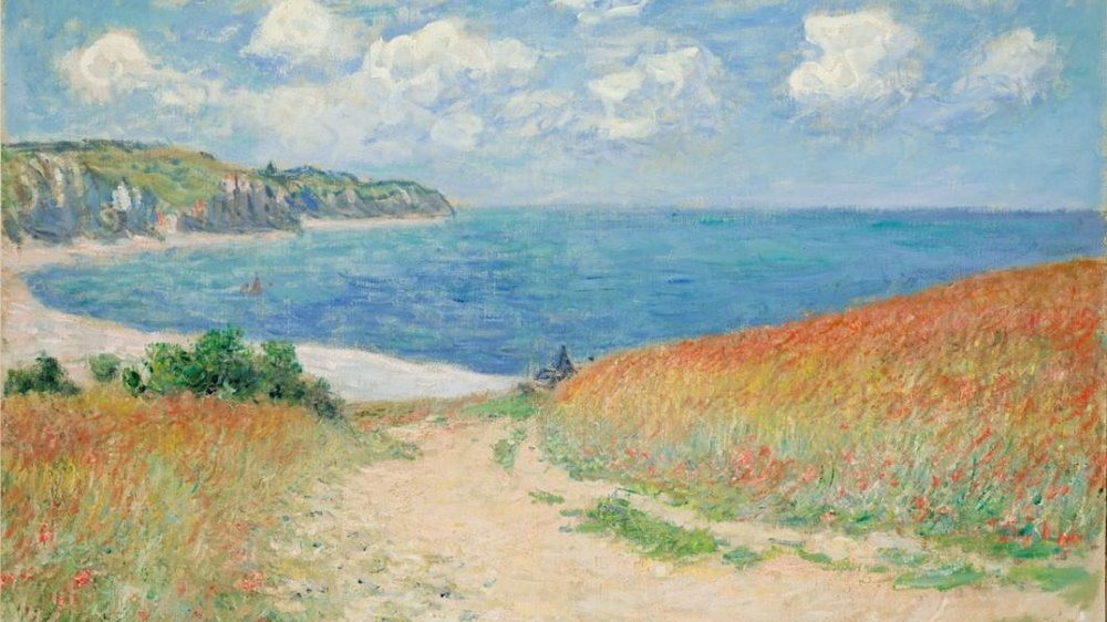 Claude Monet Art Muse Los Angeles