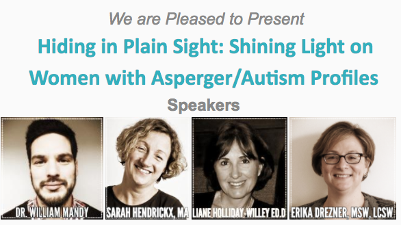 Aane Conference At Lasell College >> Hiding In Plain Sight Shining Light On Women With Asperger Autism