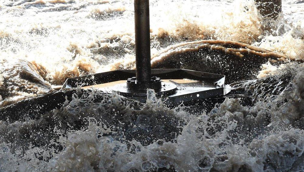 Wastewater Flocculation