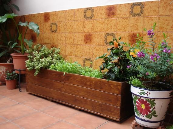 Elegant Good With Como Hacer Una Jardinera De Madera With Hacer Jardinera  With Hacer Una Jardinera De Madera.