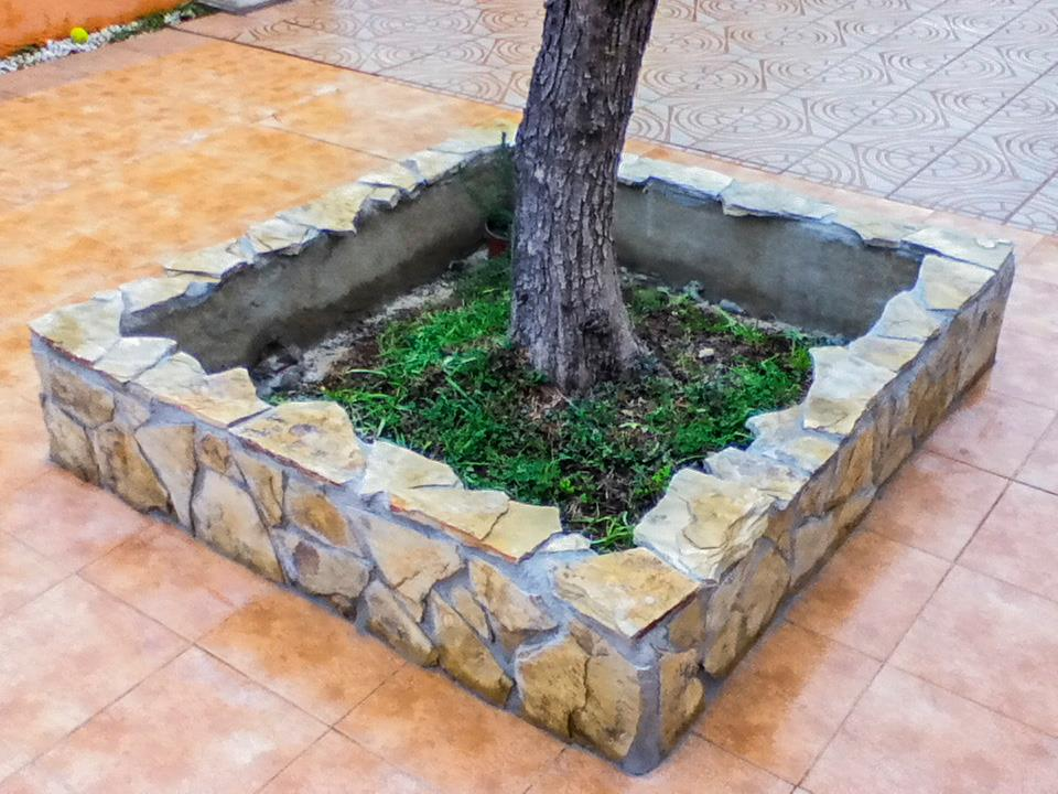 Jardineras altascopas - Como hacer jardineras de piedra ...