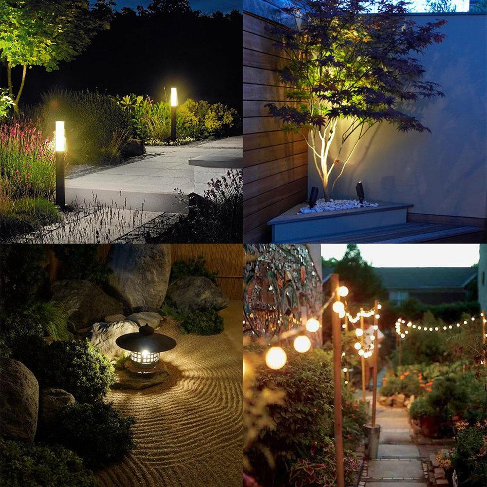 Luminarias para jard n altascopas for Luminarias para jardines exteriores