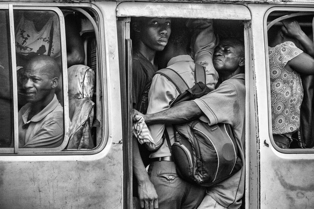 democraSEE 3 Recipient ©Mauro Vombe, Passengers.