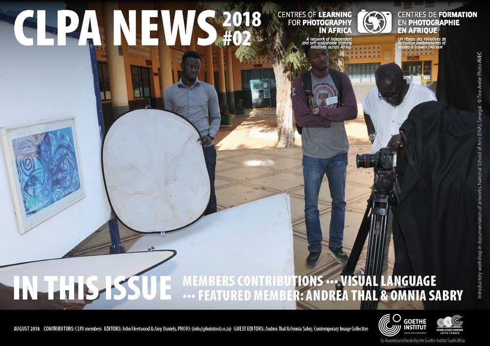 Latest CLPA Newsletter