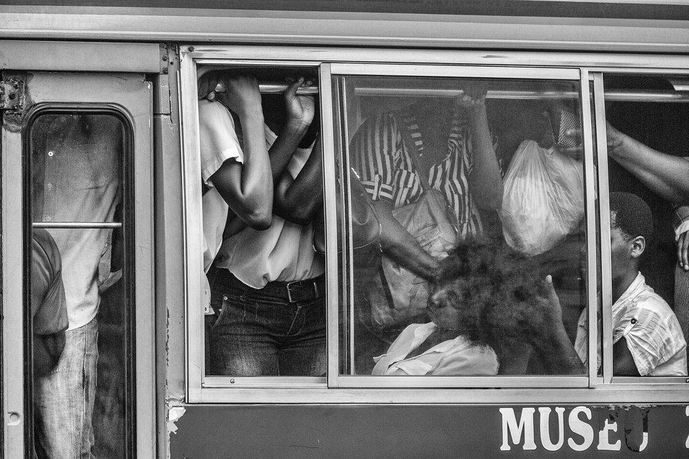 ©Mauro Vombe, Passengers