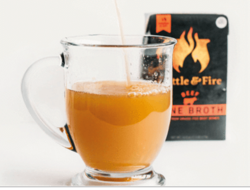 Kettle & Fire:  Grass Fed Bone Broth (A)
