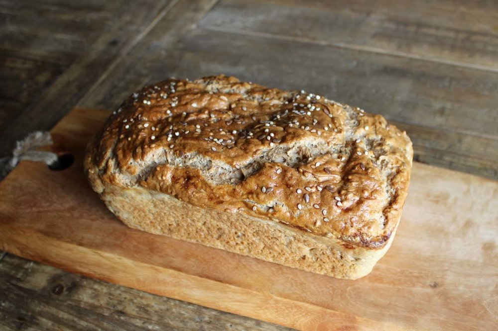 Everybody Eats:  Gluten Free, Dairy Free Breads