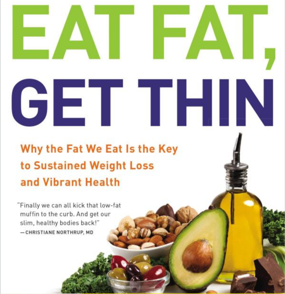 Eat Fat Get Thin:  Dr. Mark Hyman