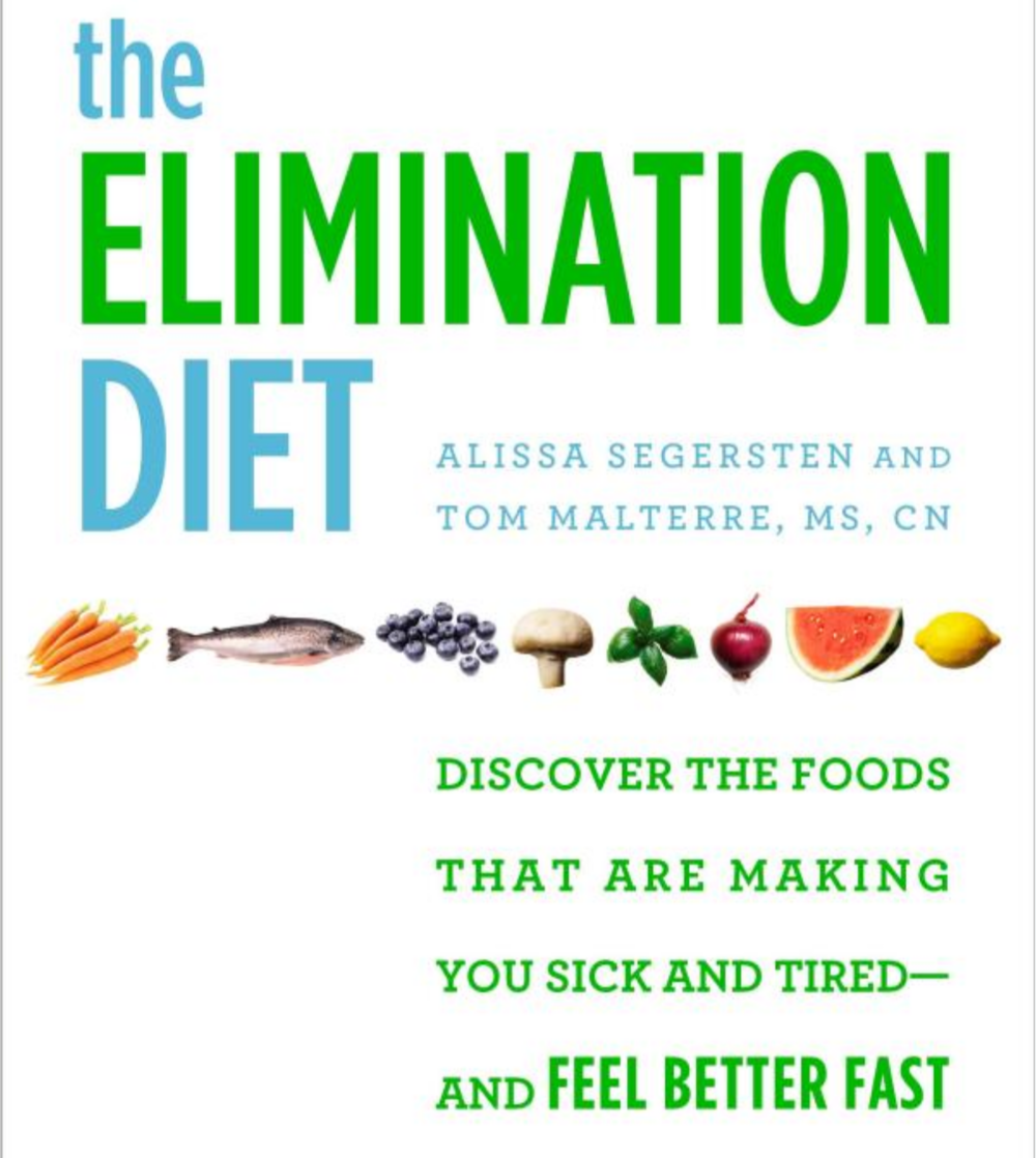 The Elimination Diet:  Alissa Segersten