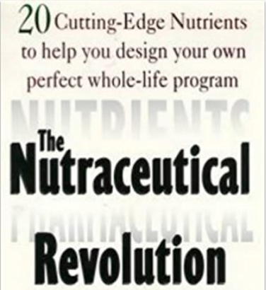 Nutraceutical Revolution:  Dr. Richard Firshein