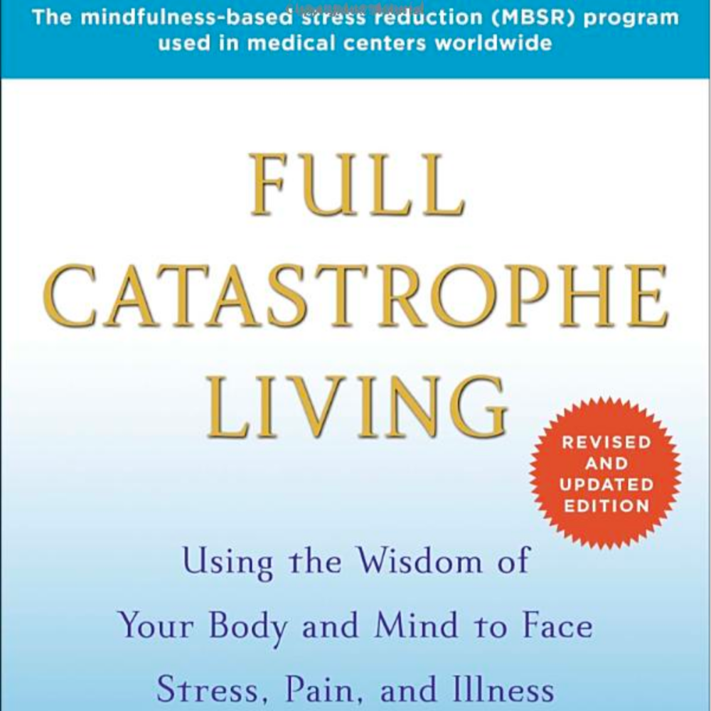 Full Catastrophe Living:  Jon Kabat-Zinn
