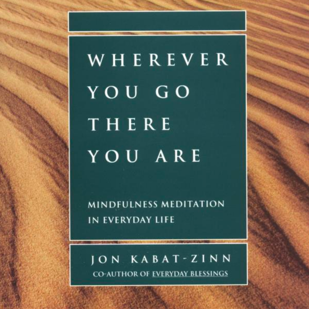 Wherever You Go, There You Are:  Jon Kabat-Zinn