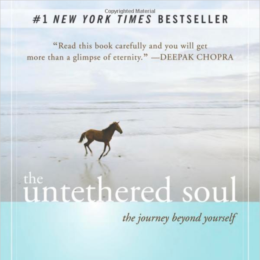 The Untethered Soul:  Michael A. Singer