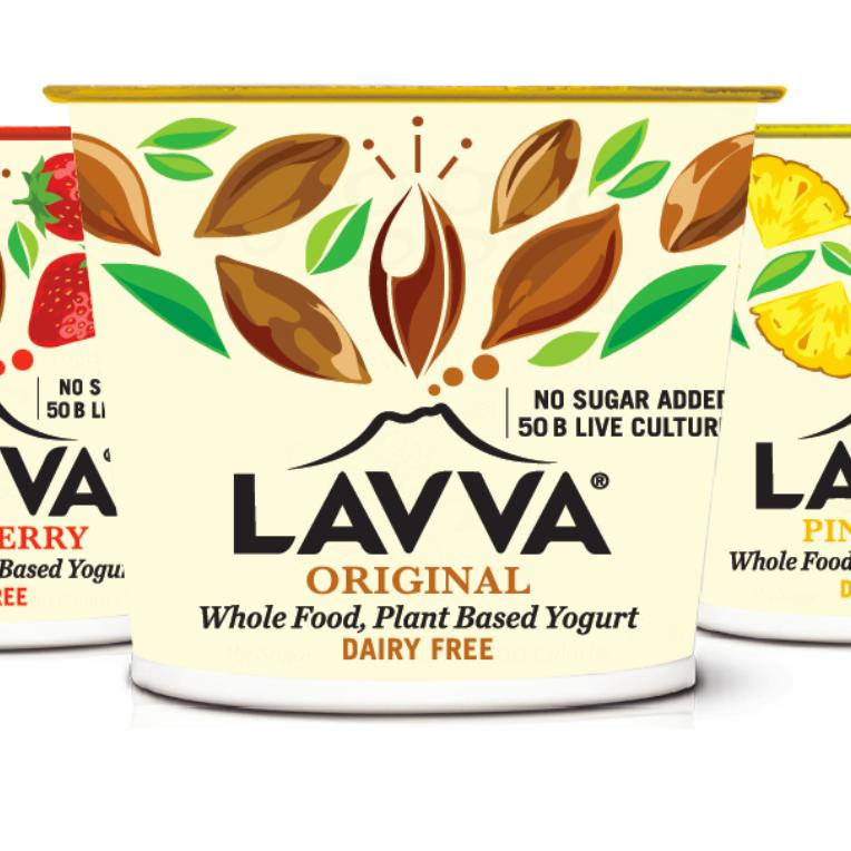 L  AVVA Plant Yogurt