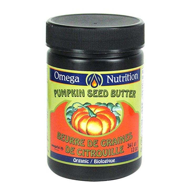 Omega Pumpkin Seed Butter