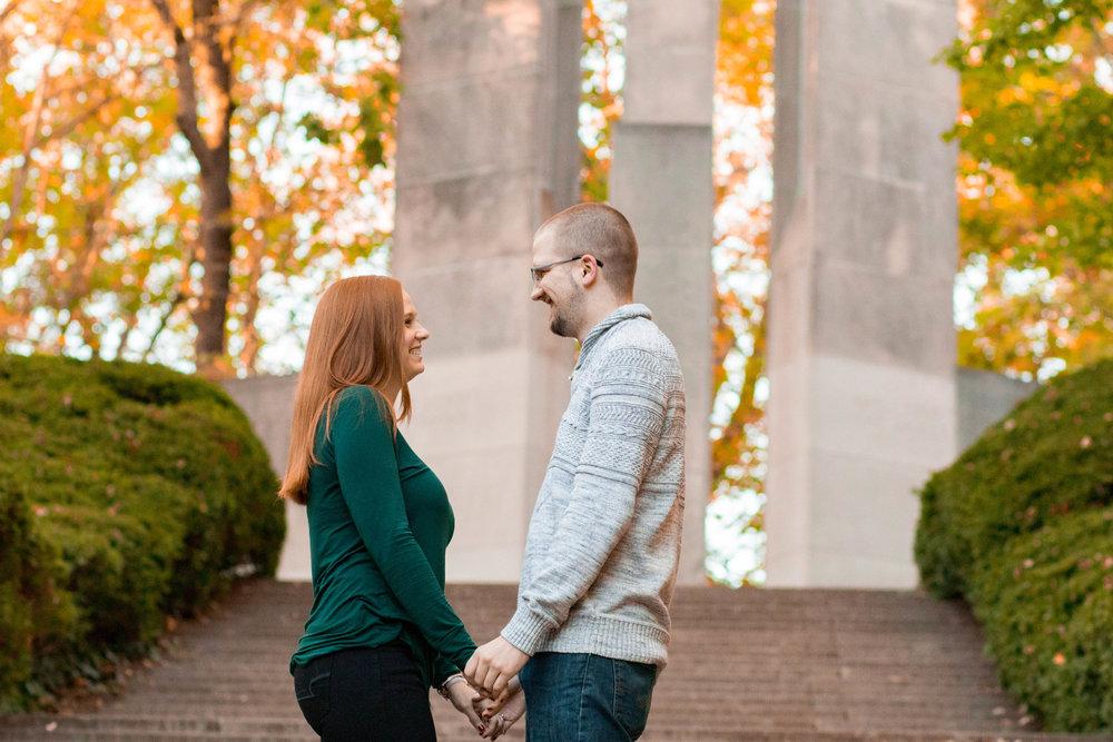 Indianapolis Indiana Engagement Photographer