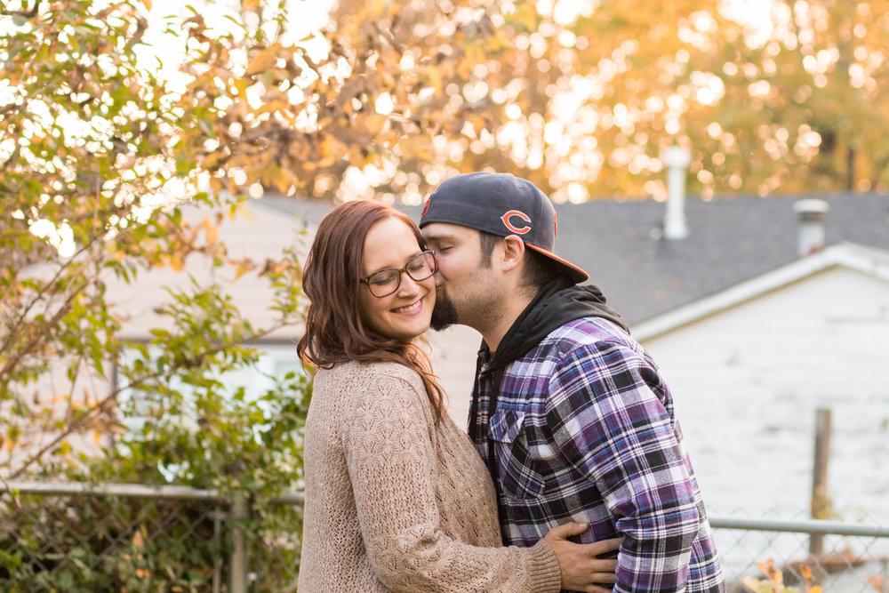 Indianapolis Indiana Couple Photographer