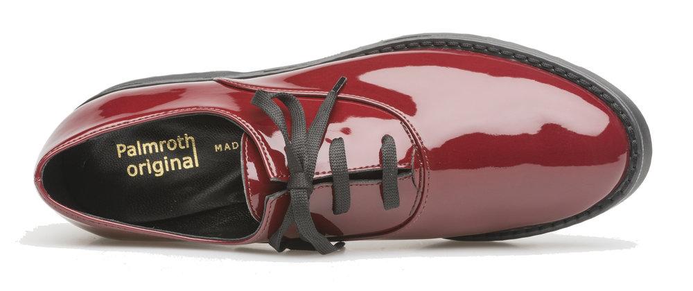 Chilin punainen loafer AW14-15 mallistosta