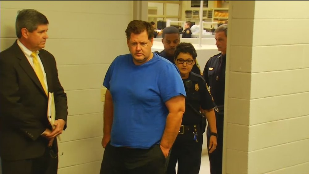 Todd Kohlhepp makes a court appearance