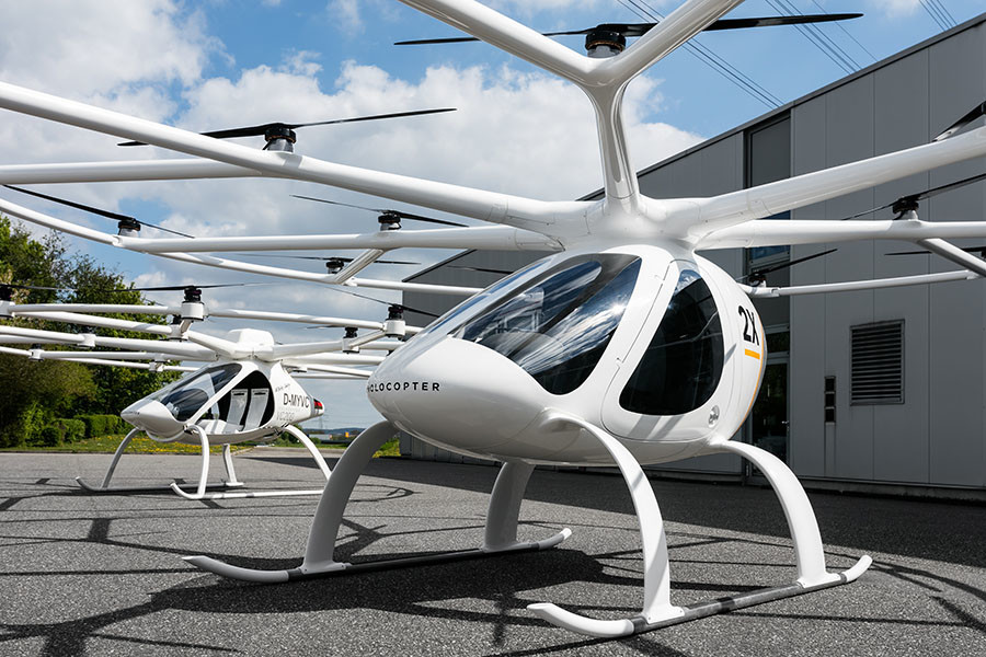 © Volocopter GmbH